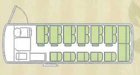 マイクロ座席